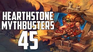 Hearthstone Mythbusters 45