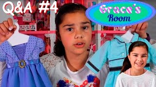 Q&A #4 | Grace's Room