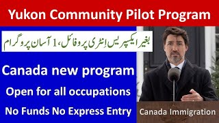 Canada started new work permit and immigration program for all types of occupations.