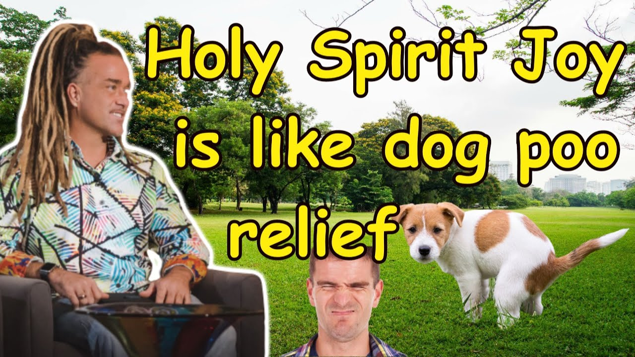 Todd White Compares Holy Spirit Joy to Dog Pooh Relief!