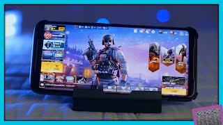 Is this the PERFECT phone for Live Streamers? - ASUS ROG Phone 2 Streaming Setup