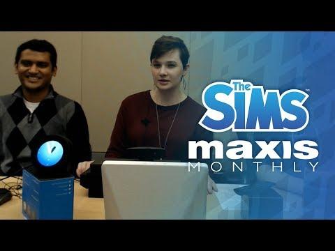 Maxis Monthly Livestream Replay: The Sims x Amazon Alexa App Demo thumbnail