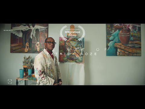 The Art of Patrick Noze | A Short Documentary Film by Omar Young