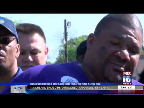 Prayer Service for Little Rock Homicide Victims   Story  Fox16