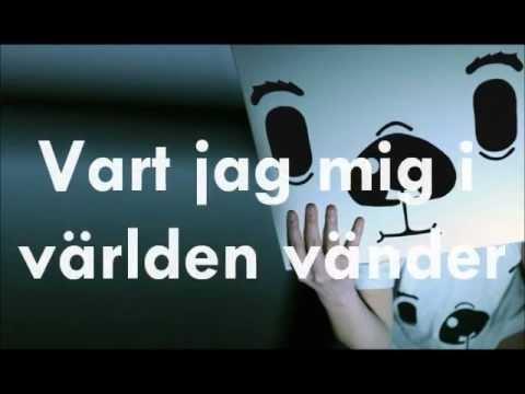 Vart jag mig i världen vänder - Den Svenska Björnstammen lyrics