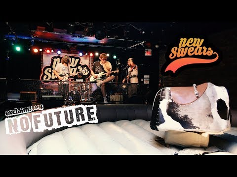"""New Swears - """"Midnight Lovers"""" (Live Session)   No Future"""