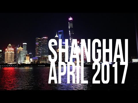 72 Hours in Shanghai, China 上海