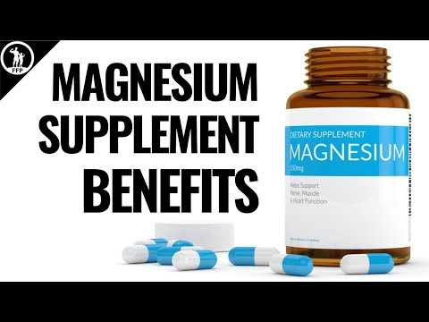 Magnesium Benefits — Does Magnesium Help You Lose Weight?