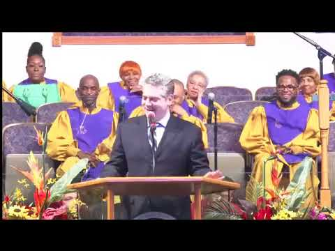 Aaron Goldstein at West Point Missionary Baptist Church - 3/11/18