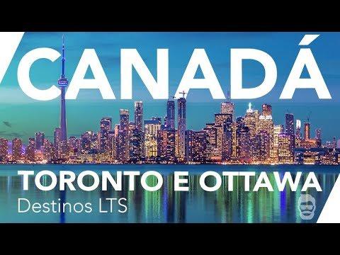 Toronto e Ottawa, Canada | Dicas de Viagem LTS from YouTube · Duration:  27 minutes 18 seconds