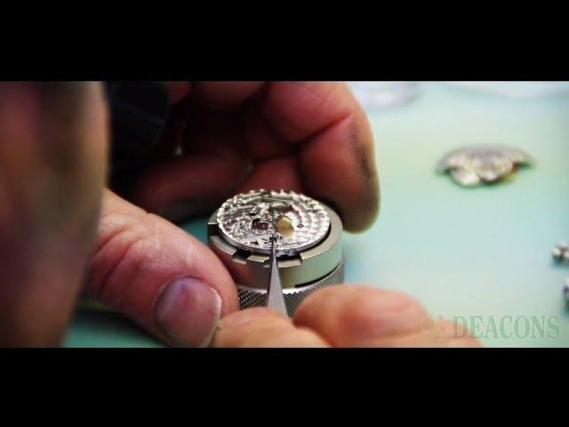 Deacon & Son Jewellers, Swindon, Wiltshire |  Workshop