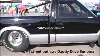 street outlaws vs 02 corvette