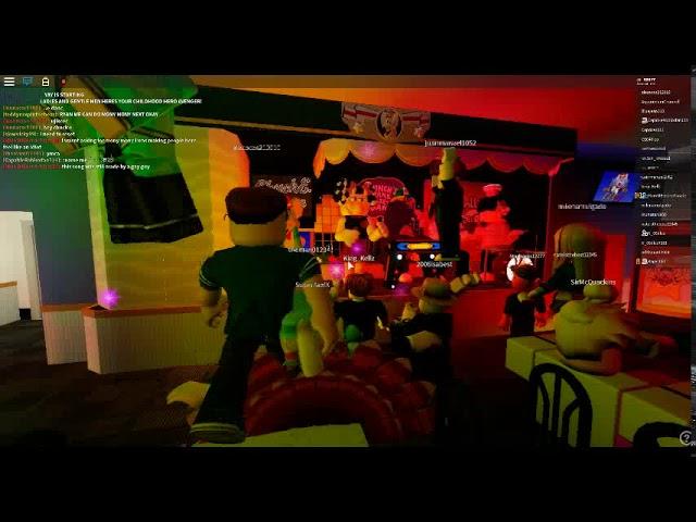 Chuck E Cheese's Essex MD Roblox-YMCA Live)