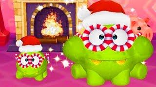 Виртуальный питомец АМ НЯМ # 15 My om Nom смешной виртуальный зверек как мультфильм Funny Games