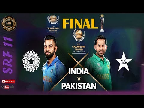 ICC Champions Trophy 2017 Final: India vs Pakistan || Reviews , Analysis & more....