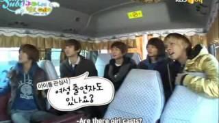 [ENG SUB] SHINee Hello Baby Episode 1 (1/5) 100120