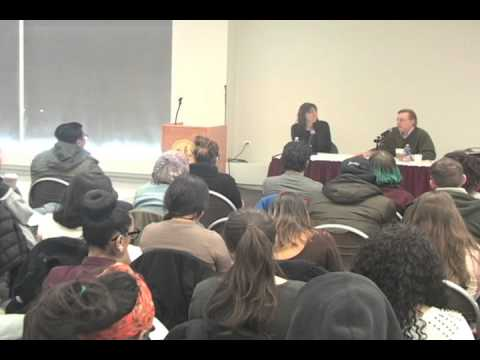 Thomas Frank, Brooklyn College's 2015 Robert L. Hess Scholar in Residence. Ep. 5