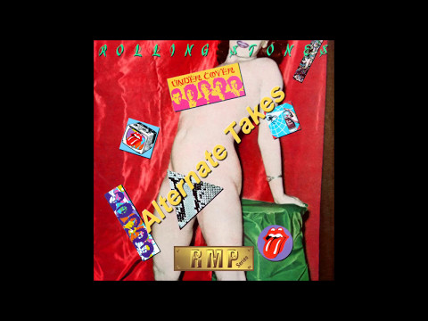 """The Rolling Stones - """"Wanna Hold You"""" (Undercover Alternate Takes - track 04)"""