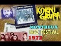 KORNI GRUPA - Igra na Šar planini  / MONTREUX JAZZ FEST - 1972 / HD 2019