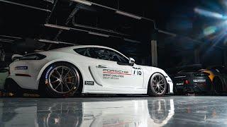 The Cayman Islands Porsche Sprint Challenge GB – Donington Park GP - Live Race 1!
