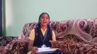 Malai matrinal song by S P THEJASRI