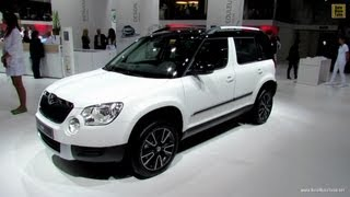 2012 Skoda Yeti - Exterior/Interior Walkaround - 2012 Paris Auto Show - Mondial de l'Automobile