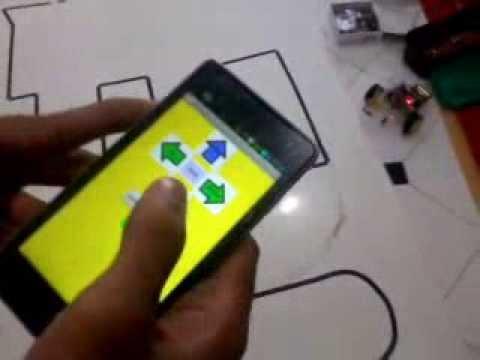 Cara Membuat Android Remote Control Robot berbasis Arduino - YouTube
