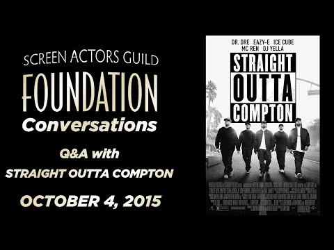 Conversations with STRAIGHT OUTTA COMPTON