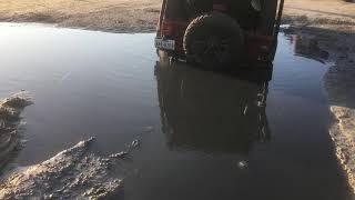 A Jeep Helping A Jeep