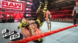 Superstars used as weapons: WWE Top 10, April 29, 2019