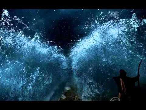 moisés abre o mar vermelho record bate recorde de audiência youtube