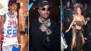 Quavo EXPOSED Cardi B for NOT BUYING Offset's TRAP HOUSE chain plus Sauce Walka BEEF