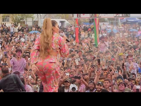 PERFORMING AT THE ICOLOR FESTIVAL (Behind the Scenes)