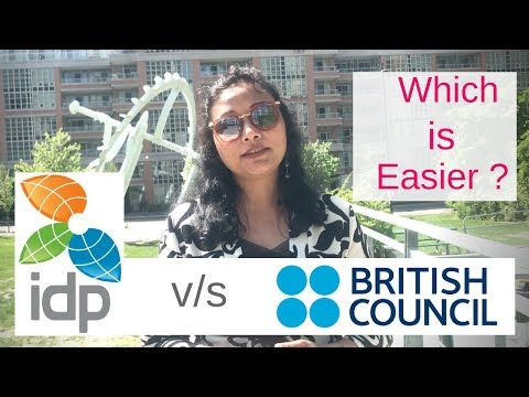 IDP V/s British Council (Which Is Easier?)
