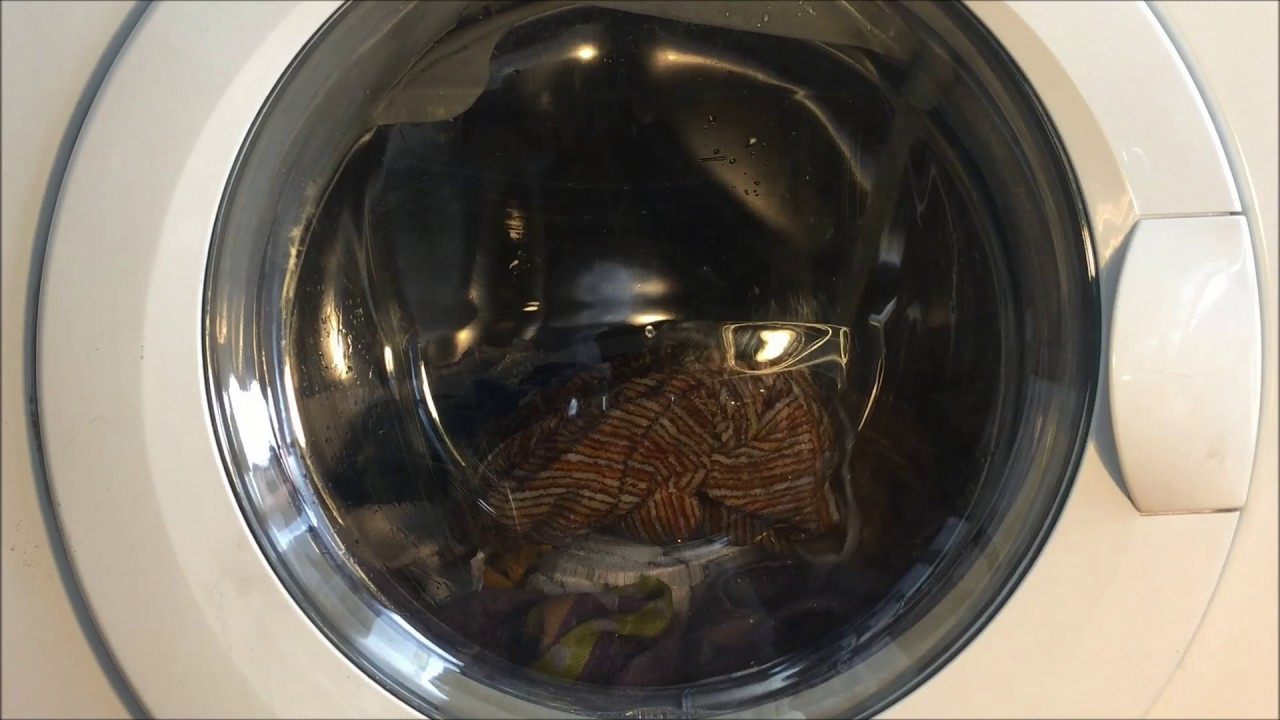 Aeg lavamat turbo waschtrockner youtube