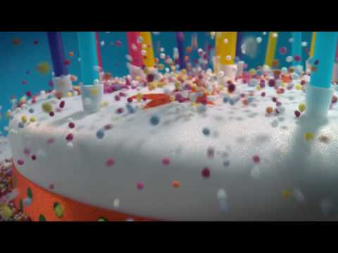 Laowa 24mm f/14 Probe Lens Footage: Birthday Cake (Credit to Packshot Factory Ltd)