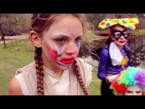 Clowns Series Part 1.5 SuperHero Kids  || $ 78 |