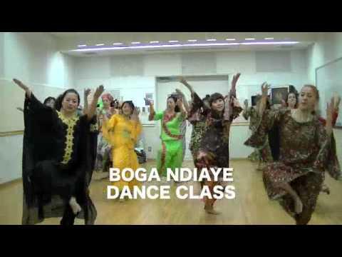 sabar dance boga class