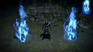 Path of Exile: Arcane Flame Decoration