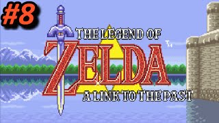Zelda: A Link to the Past (SNES) || EPISODIO 8 - Ruinas del Pantano || Serie en Español