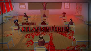 KELAS MISTERIUS || SAKURA SCHOOL SIMULATOR