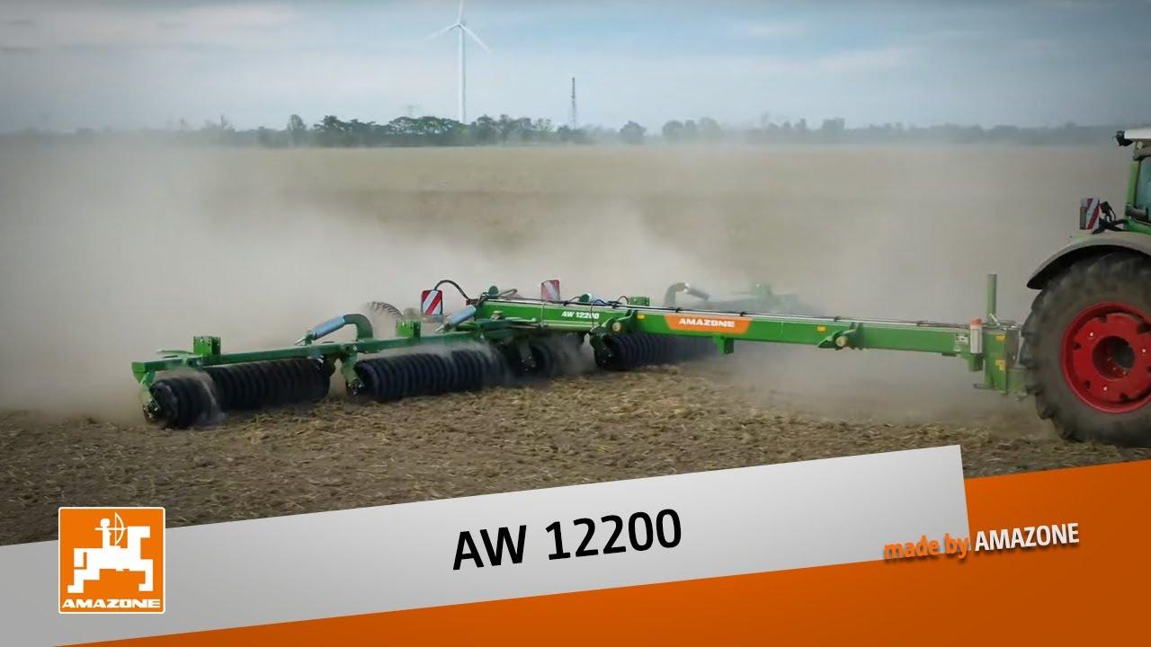 Ackerwalze AW 12200 | AMAZONE
