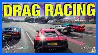 Forza Horizon 4 : Drag Racing & Freeroam Gameplay!!