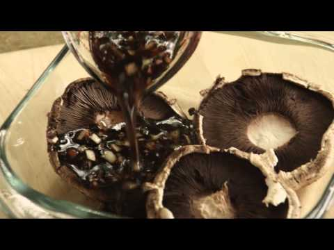 How to Grill Portobello Mushrooms | Vegetarian Recipe | Allrecipes.com