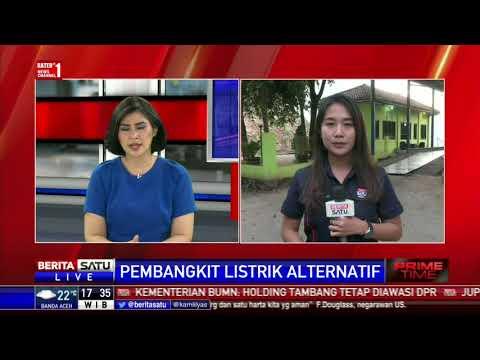 PLTSa di Bekasi Mampu Bakar 120 Ton Sampah Mp3