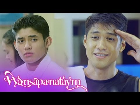 Wansapanataym: Louie dreams of being with his idol Ralph Lorenzo