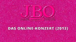 Das J.B.O. Online-Konzert (2013)