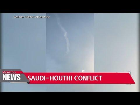 Yemen rebels fire ballistic missile on Saudi capital