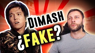 Download ¿¿¿¿La voz de DIMASH es un FRAUDE???? Mp3 and Videos