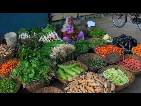 Vegetable Market in Nagpur